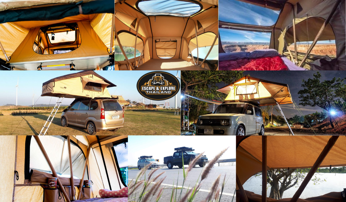 Roof Tent 1