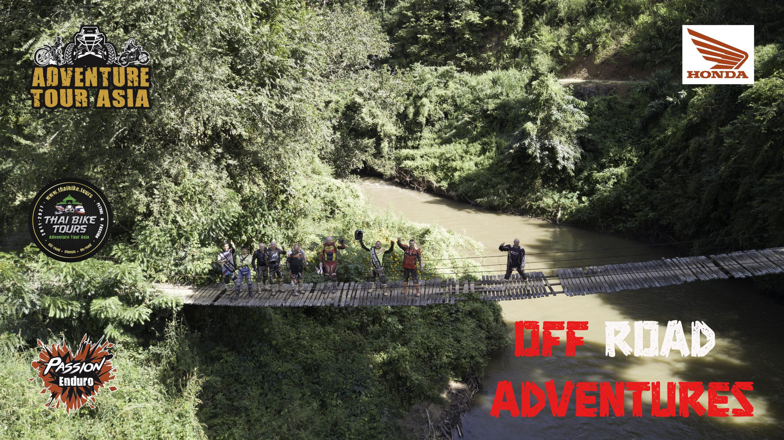 off road on tourthai bike tours 0313 1
