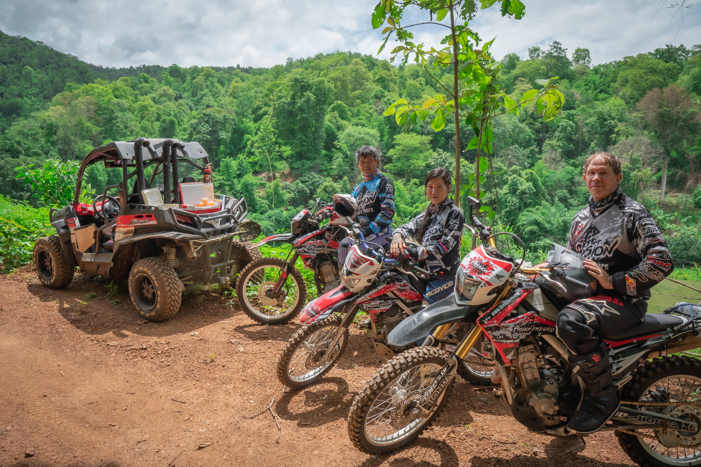 off road on tourthai bike tours 0315 1
